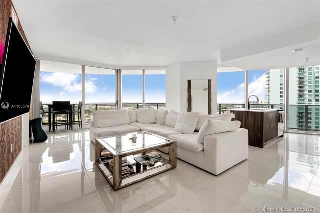 488 NE 18th St #3201, Miami, FL 33132 (MLS #A11055781) :: Castelli Real Estate Services