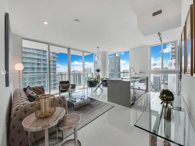 1080 Brickell Ave #3609, Miami, FL 33131 (MLS #A11055807) :: Douglas Elliman