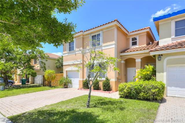 3856 SW 170th Ave, Miramar, FL 33027 (MLS #A11055814) :: Berkshire Hathaway HomeServices EWM Realty