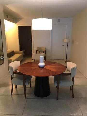 50 Biscayne Blvd #814, Miami, FL 33132 (#A11055823) :: Posh Properties