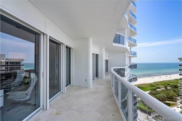 9601 Collins Ave #1208, Bal Harbour, FL 33154 (MLS #A11055828) :: Miami Villa Group