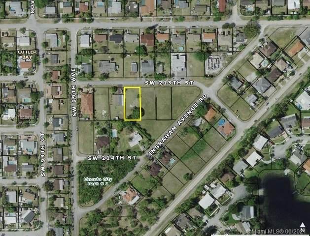 9830 SW 213th St, Cutler Bay, FL 33189 (MLS #A11055838) :: Douglas Elliman