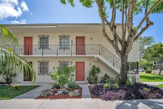 8701 SW 141st St C5, Palmetto Bay, FL 33176 (MLS #A11055847) :: Green Realty Properties