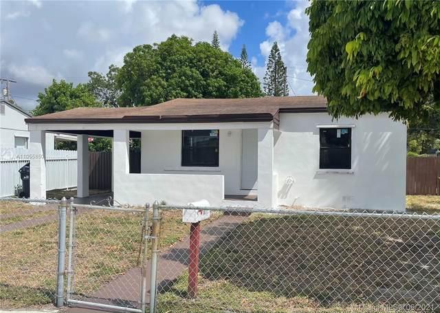 1071 Ali Baba Ave, Opa-Locka, FL 33054 (MLS #A11055850) :: Castelli Real Estate Services