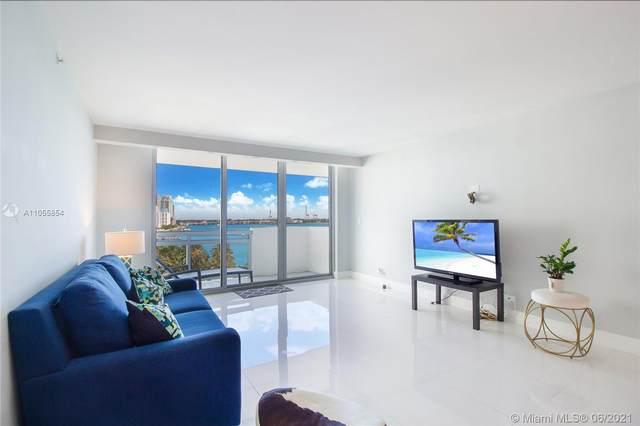 1500 Bay Rd 826S, Miami Beach, FL 33139 (MLS #A11055854) :: Berkshire Hathaway HomeServices EWM Realty