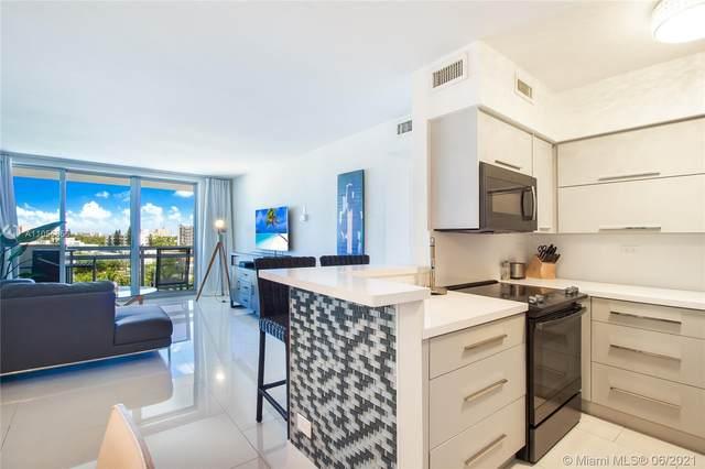 1500 Bay Rd 774S, Miami Beach, FL 33139 (MLS #A11055856) :: Berkshire Hathaway HomeServices EWM Realty