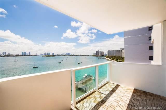 1200 West Av #625, Miami Beach, FL 33139 (MLS #A11055884) :: Berkshire Hathaway HomeServices EWM Realty