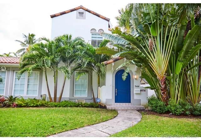 544 NE 58th St, Miami, FL 33137 (MLS #A11055885) :: The Riley Smith Group