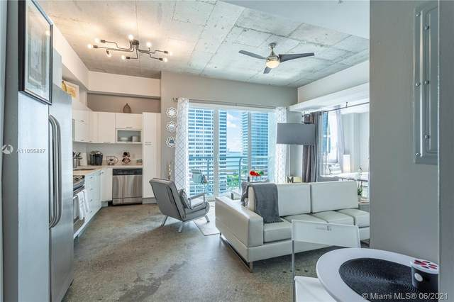 133 NE 2nd Ave #1810, Miami, FL 33132 (MLS #A11055887) :: The Rose Harris Group