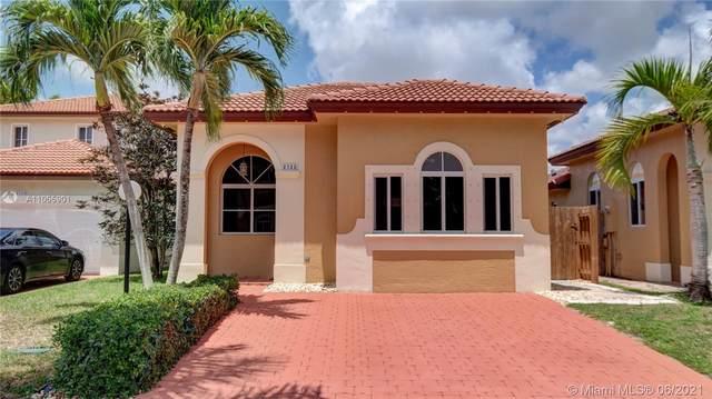 2522 NE 41st Ter, Homestead, FL 33033 (MLS #A11055901) :: Berkshire Hathaway HomeServices EWM Realty