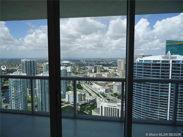 465 Brickell Ave #5606, Miami, FL 33131 (#A11055904) :: Posh Properties