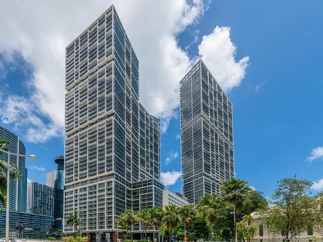 465 Brickell Ave #2905, Miami, FL 33131 (#A11055918) :: Posh Properties