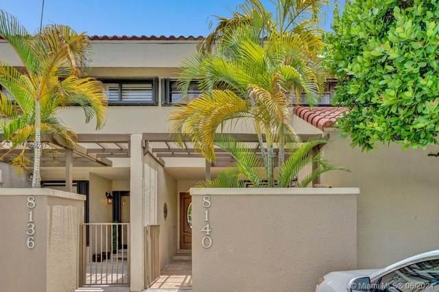 8140 SW 87th Ter, Miami, FL 33143 (MLS #A11055929) :: Carole Smith Real Estate Team