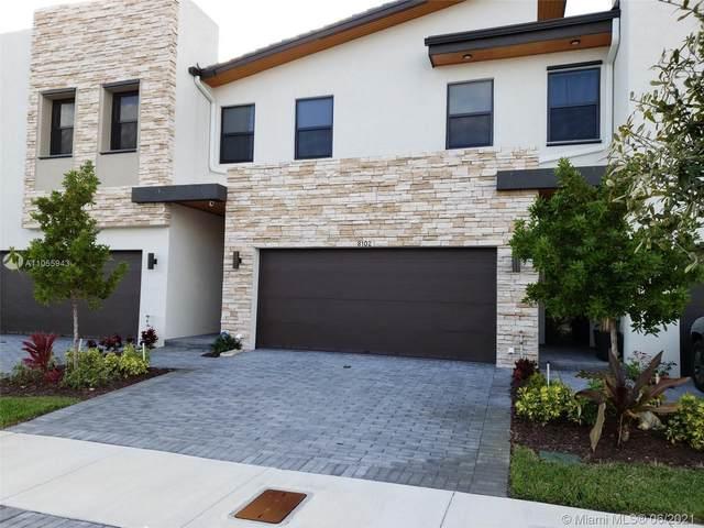 8102 NW 104th Ct #8102, Doral, FL 33178 (MLS #A11055943) :: Berkshire Hathaway HomeServices EWM Realty
