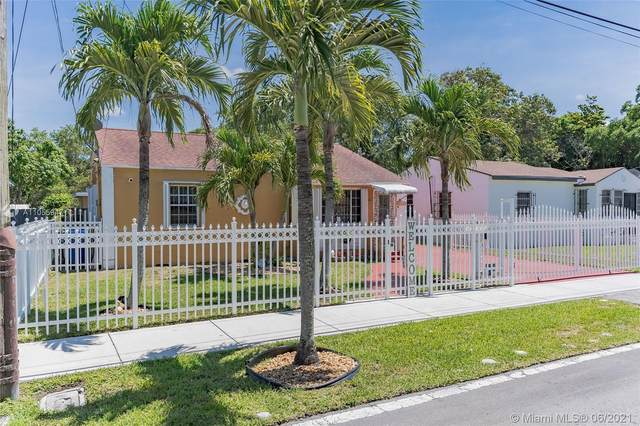 1740 NW 58th St, Miami, FL 33142 (MLS #A11055947) :: Berkshire Hathaway HomeServices EWM Realty