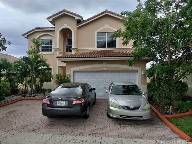 3021 SW 138th Ave, Miramar, FL 33027 (MLS #A11055963) :: Vigny Arduz   RE/MAX Advance Realty