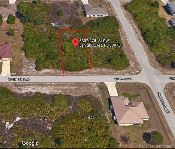 3802 27TH ST SW, Lehigh Acres, FL 33976 (MLS #A11055979) :: Onepath Realty - The Luis Andrew Group