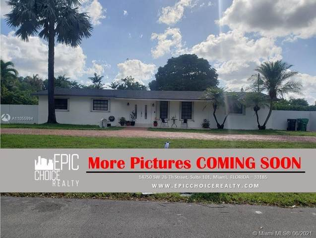 19500 SW 128th Ave, Miami, FL 33177 (MLS #A11055994) :: The Riley Smith Group