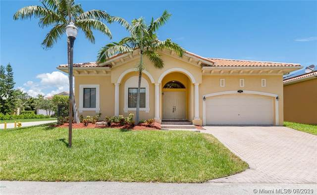 7745 SW 188th Ter, Cutler Bay, FL 33157 (MLS #A11056004) :: Onepath Realty - The Luis Andrew Group