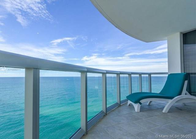 18683 Collins Ave #502, Sunny Isles Beach, FL 33160 (MLS #A11056011) :: Onepath Realty - The Luis Andrew Group