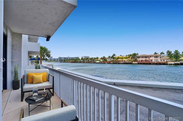 1500 S Ocean Dr 1B, Hollywood, FL 33019 (MLS #A11056022) :: Berkshire Hathaway HomeServices EWM Realty