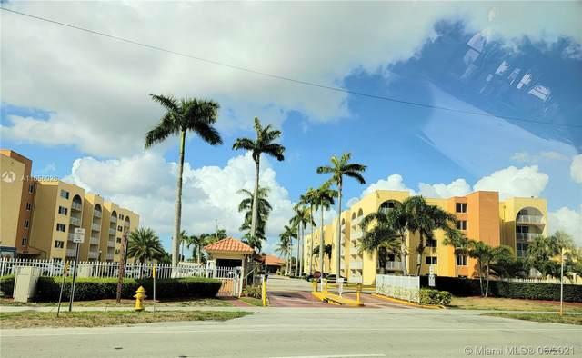 7000 NW 186th Street 4-220, Hialeah, FL 33015 (MLS #A11056028) :: Albert Garcia Team