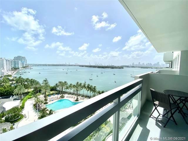 1500 Bay Rd #1226, Miami, FL 33139 (MLS #A11056030) :: Team Citron
