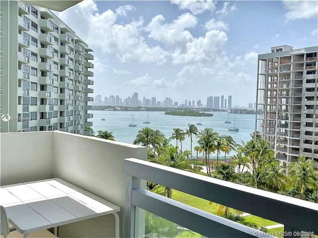 1500 Bay Rd 862S, Miami Beach, FL 33139 (MLS #A11056047) :: Team Citron