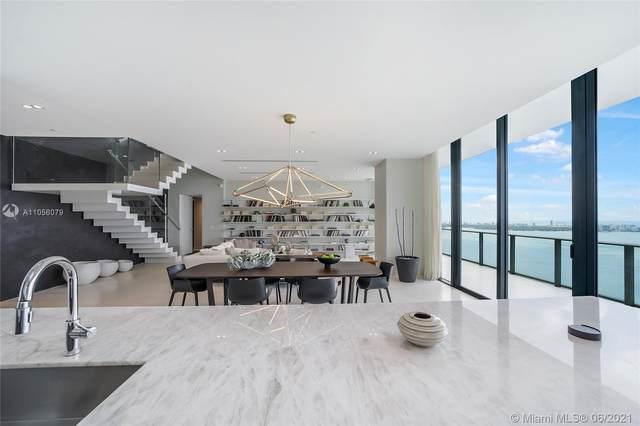 650 NE 32nd Uph 5303, Miami, FL 33137 (MLS #A11056079) :: Castelli Real Estate Services