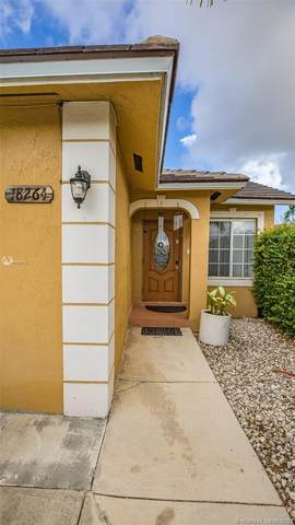 18264 SW 143rd Pl, Miami, FL 33177 (MLS #A11056102) :: Equity Realty