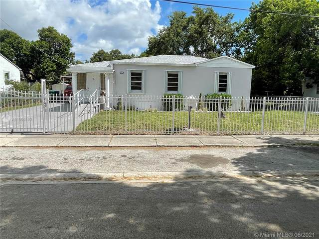 1121 NW 55th Ter, Miami, FL 33127 (MLS #A11056162) :: The Rose Harris Group