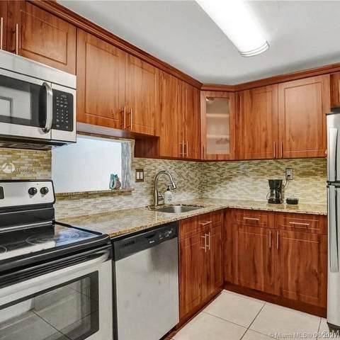 10421 N Kendall Dr C105, Miami, FL 33176 (MLS #A11056163) :: Berkshire Hathaway HomeServices EWM Realty