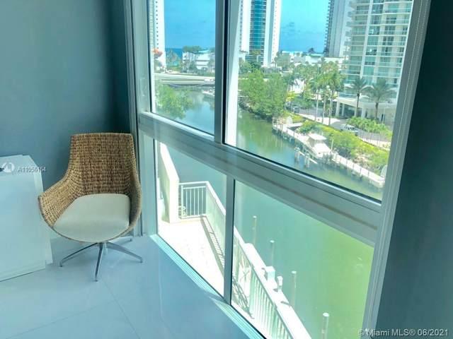 250 Sunny Isles Blvd 3-605, Sunny Isles Beach, FL 33160 (MLS #A11056164) :: The Rose Harris Group