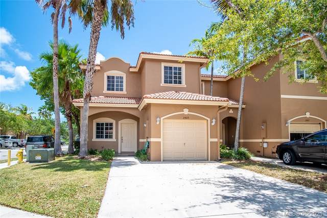 21423 SW 85th Psge, Cutler Bay, FL 33189 (MLS #A11056185) :: The Howland Group