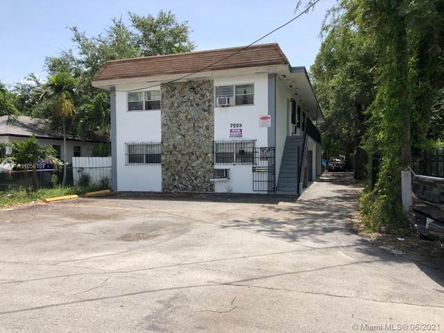 7509 NE 3rd Ave, Miami, FL 33138 (MLS #A11056187) :: Berkshire Hathaway HomeServices EWM Realty