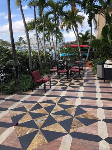 8200 Byron Ave, Miami Beach, FL 33141 (MLS #A11056200) :: The Paiz Group