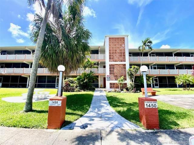 1450 NE 170th St #307, North Miami Beach, FL 33162 (MLS #A11056214) :: Berkshire Hathaway HomeServices EWM Realty