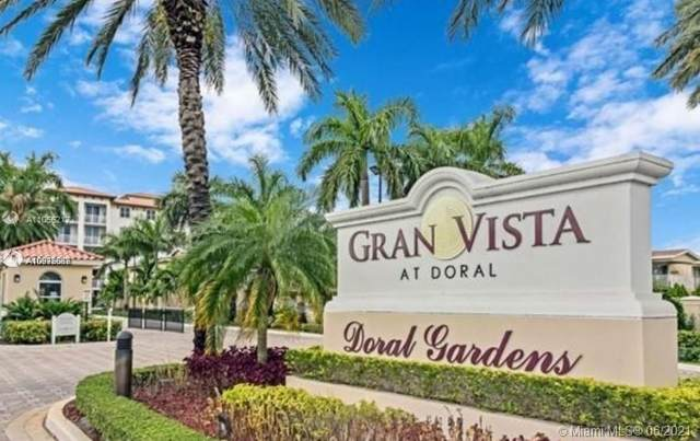 4630 NW 79th Ave 2B, Doral, FL 33166 (MLS #A11056217) :: Albert Garcia Team