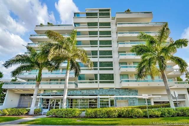 1025 92nd St #807, Bay Harbor Islands, FL 33154 (MLS #A11056220) :: Douglas Elliman