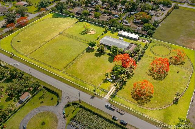 6505 SW 123rd Ave, Miami, FL 33183 (MLS #A11056267) :: Berkshire Hathaway HomeServices EWM Realty