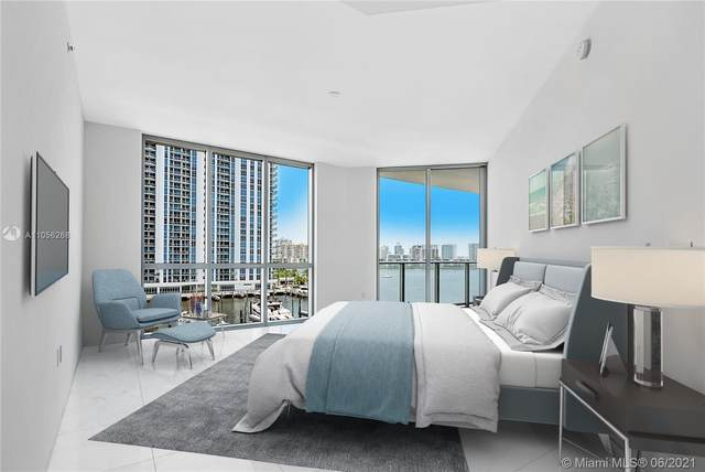 17111 Biscayne Blvd #503, North Miami Beach, FL 33160 (MLS #A11056268) :: Equity Realty