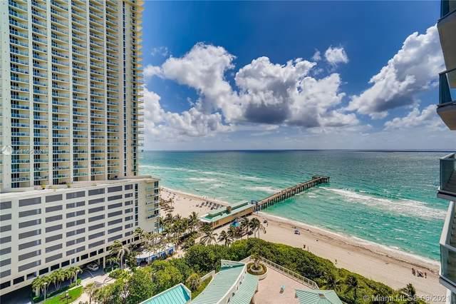 16485 Collins Ave #1535, Sunny Isles Beach, FL 33160 (MLS #A11056324) :: Douglas Elliman