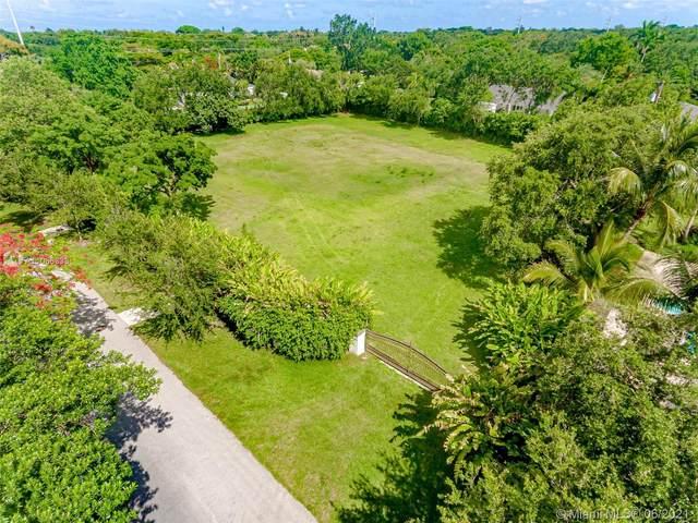 11055 Kellian Park Rd, Pinecrest, FL 33156 (MLS #A11056338) :: The Rose Harris Group