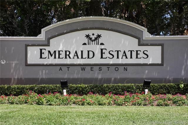 16422 Sapphire St, Weston, FL 33331 (MLS #A11056355) :: Castelli Real Estate Services