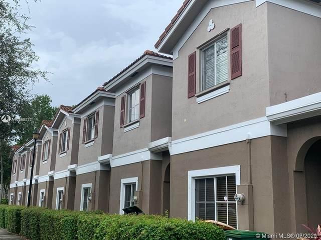 4412 Woodland Cir, Tamarac, FL 33319 (MLS #A11056377) :: Onepath Realty - The Luis Andrew Group