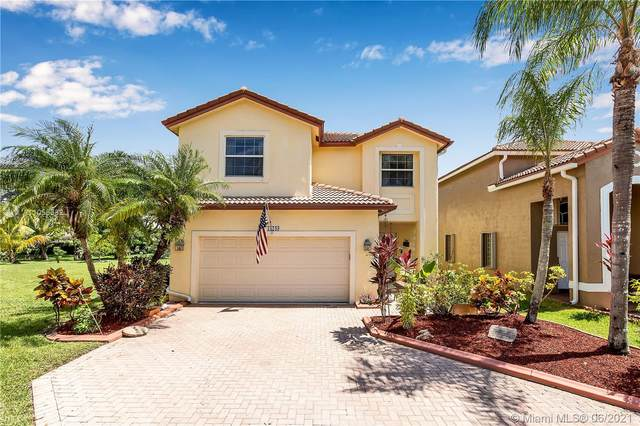19289 NW 14th Street, Pembroke Pines, FL 33029 (MLS #A11056382) :: Castelli Real Estate Services
