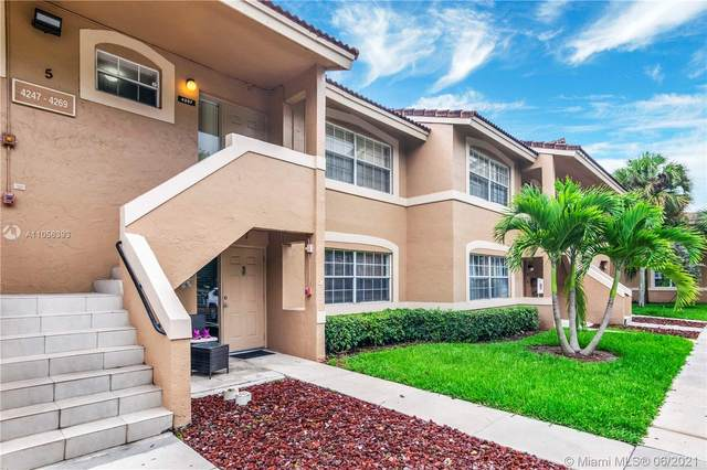 4257 NW 115th Ave #4257, Coral Springs, FL 33065 (MLS #A11056393) :: Onepath Realty - The Luis Andrew Group