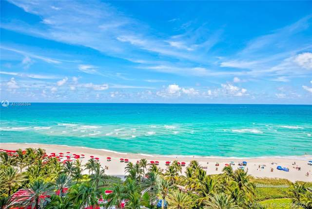 17749 Collins Ave #802, Sunny Isles Beach, FL 33160 (MLS #A11056394) :: Onepath Realty - The Luis Andrew Group