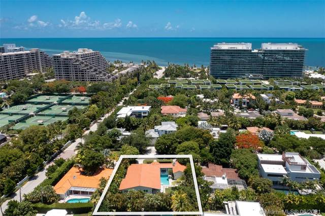 320 Pacific Rd, Key Biscayne, FL 33149 (MLS #A11056457) :: The Paiz Group