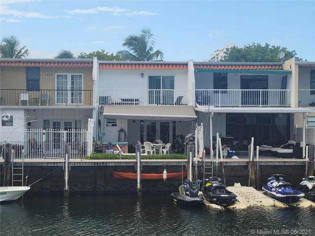 3690 NE 167th St #34, North Miami Beach, FL 33160 (MLS #A11056477) :: Podium Realty Group Inc